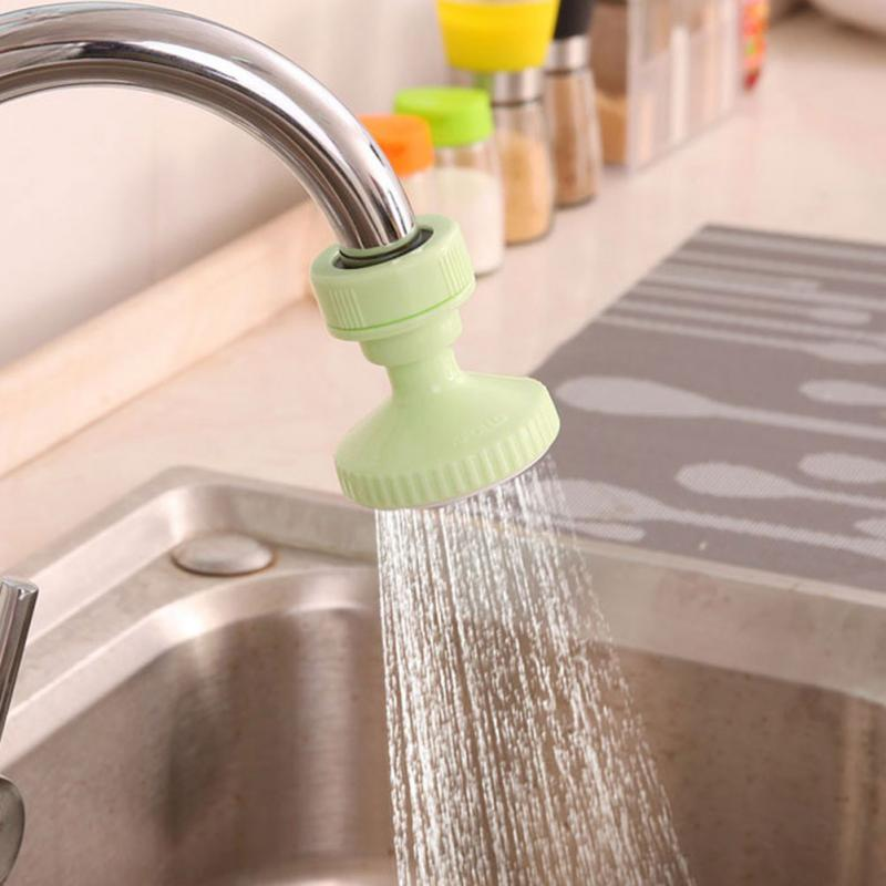 Kitchen Water Saving Kitchen Faucet Sprayers Adjustable Tap Filter