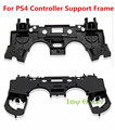 30 pcs For Playstation 4 ps4 controller inner support frame Shock Motor Stand of L1 R1 button replacement Key Holder Repair