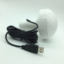 USB GPS Receiver Ublox 6010 gps chip GPS receiver  Marine navigation G-Mouse change BU353S4