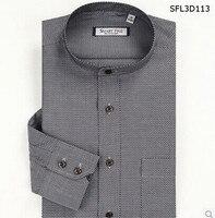 New 100 Cotton Long Sleeve Men Shirt Camisa Masculina Casual Party Mens Dress Shirts Slim Fit