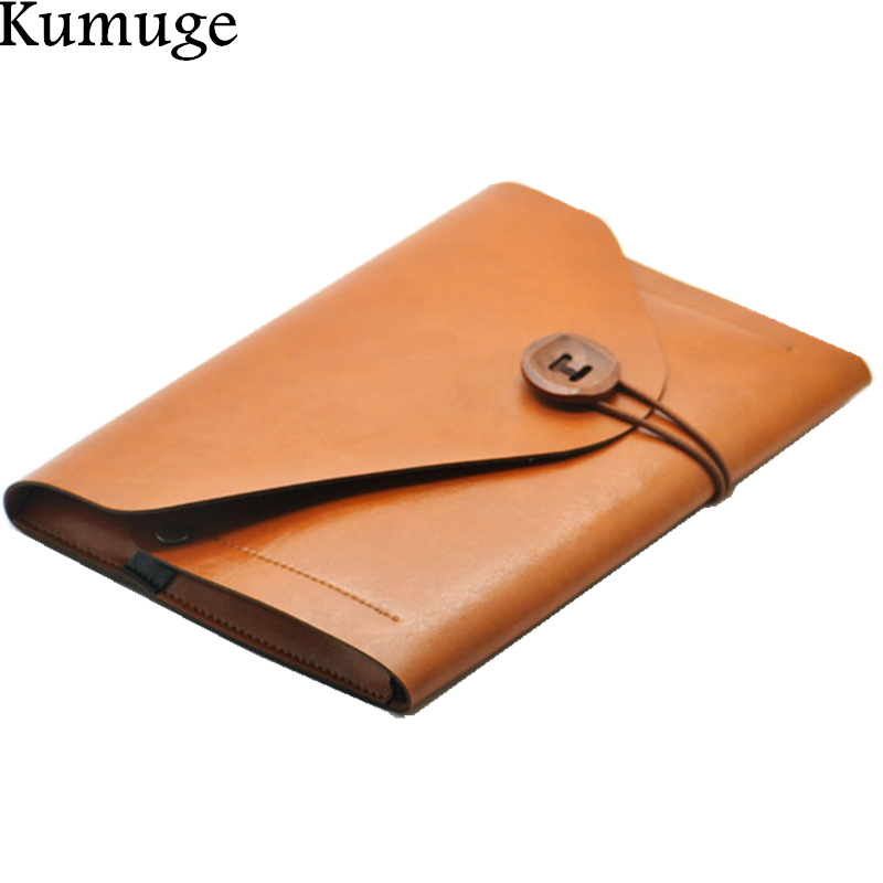 For New iPad Pro 12.9 2017 Retro Luxury PU Leather Tablet Pouch Sleeve Bag for iPad Pro 12.9 inch Funda Tablet Case Cover+Stylus