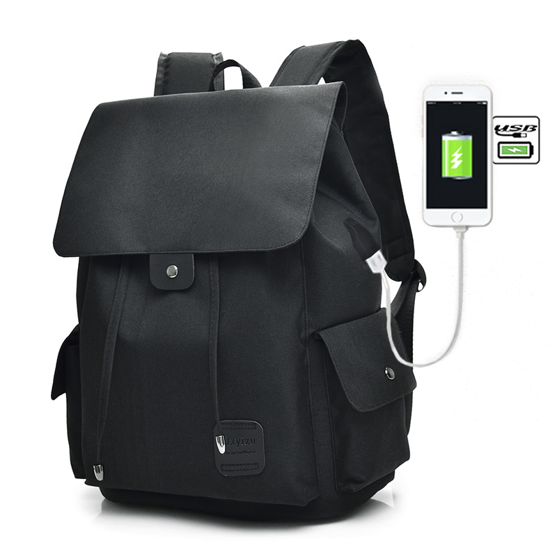 Mark Ryden New Anti-thief USB Recharging Laptop Backpack Hard Shell No Key TSA Customs Lock Design Backpack Men Travel Backpack