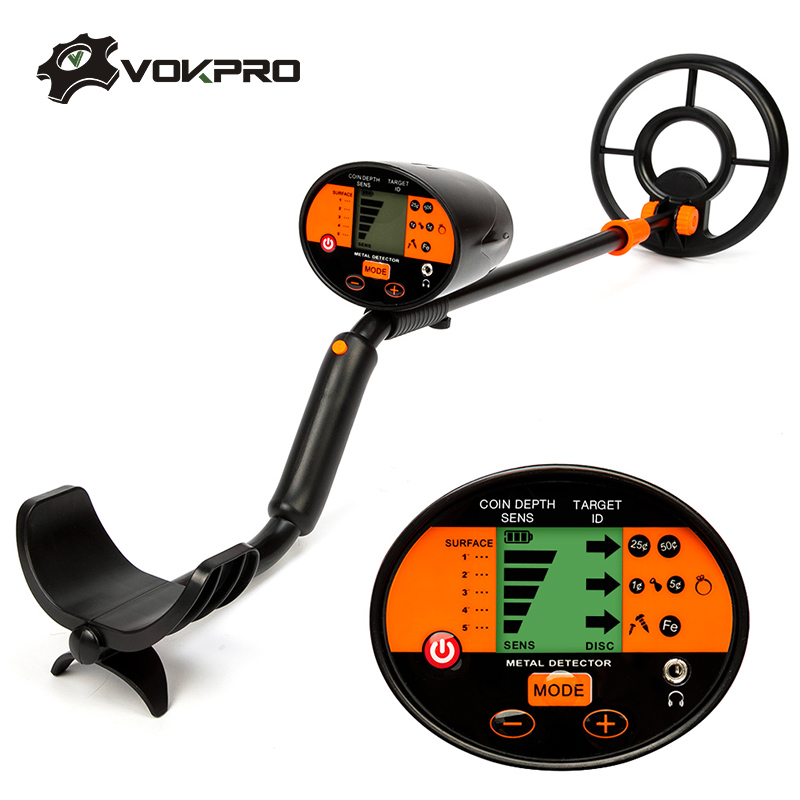 MD 3060 Metal Detector Underground Gold Detector Metal Pinpointing Gold Silver Treasure Hunter Seeker Portable Hunter