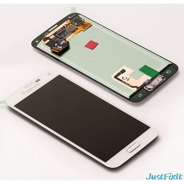 For <font><b>Samsung</b></font> Galaxy S5 Mini G800 <font><b>G800F</b></font> G800H Super AMOLED LCD <font><b>Display</b></font> Touch Digitizer Screen Assembly +Sticker image