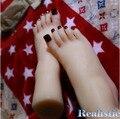 2015 новый Высокое качество секс кукла кремния женщины ноги фетиш, реалистично силиконовые манекены ноги модель, молодая девушка поддельные ноги