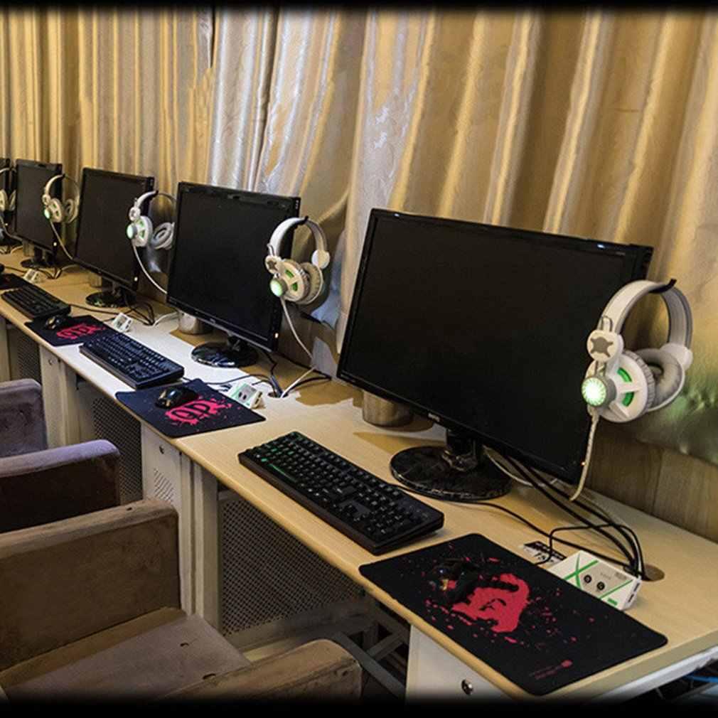 سماعة هوك حتى سماعة شماعات جدار هوك المحمولة حجم سماعات الوقوف العالمي شاشة كمبيوتر شخصي سماعة حامل حامل أرفف الرف
