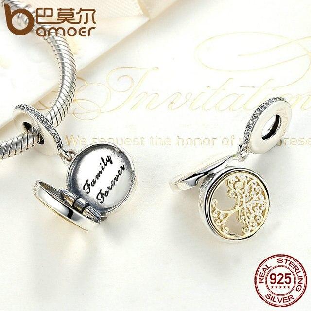 925 Sterling Silver Famiglia Radici Degli Alberi e Inciso Family Forever Fascini misura il Braccialetto Gioielli Accessori Che Fanno PSC060
