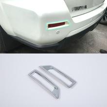 ABS Chrome Car Exterior rear foglight Cover Trim For Nissan 2018 TERRA
