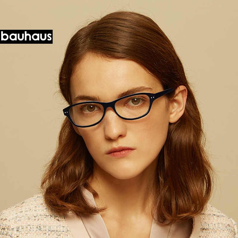 Asetat erkekler kadınlar gözlük çerçeveleri reçete optik miyopi tasarımcı temizle marka gözlük çerçevesi