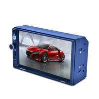 7Inch Car Dual Spindle Bluetooth MP5 Player Reversing Rear View All In One Machine 7157G Car Radios Media Multimedia Player zk30