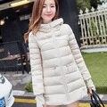 Новый Зимний Материнства Пальто Вскользь Теплый Материнства Одежда вниз Куртка Для Беременных Женщин верхняя одежда зима Беременных одежда