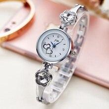 2016 nuevas Señoras de Lujo de Moda de acero Relojes de las mujeres de Cristal Rhinestone Reloj de mujer Reloj Sparkling Shining negocio reloj de diamantes