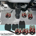 -90% OFF Pedales De Coches Pedallar Car Auto Non-slip Gas Brake Clutch Foot Treadle Cover Pad Manual Transmission Pedal