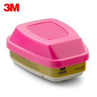 3M Multi Gas Vapor Cartridge, Filter 60926, P100 Respiratory Protection,Effectively Prevent Against Organic vapor/Chlorine