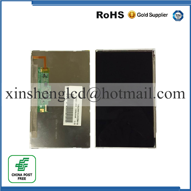 Free shipping Original and New 7inch LCD screen HV070WSA-100 HV070WSA for P1000 P6200 P3100 P3110 tablet pc  original and new 10 1inch lcd screen claa101wh13 le claa101wh for tablet pc free shipping