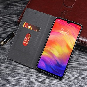 Image 3 - Magnet Flip Wallet Book Phone Case Leather Cover On For Xiaomi Redmi Note 5 6 7 8 Pro Note5 Note7 Note8 7Pro 8Pro 32/64 GB Xiomi