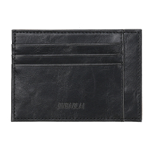 Minimalist Vintage Designer Small Thin Mini Wallets Men Genu