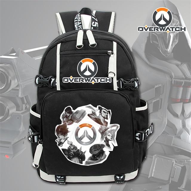 Рюкзак в ассортименте Overwatch