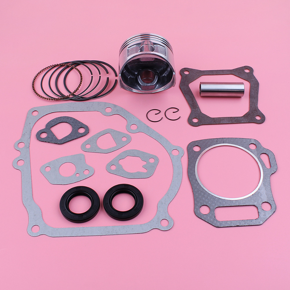 68mm Piston Pin Ring Circlip Oil Seal Full Gasket Set For Honda GX160 5.5HP Chinses 168F Small Engine Motor Spare Part honda 51490 mn8 305 seal set fr fork