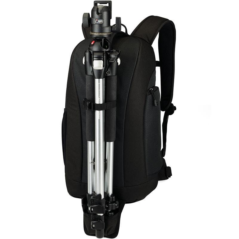 Image 3 - Hot Sale Genuine Lowepro Flipside 300 Digital SLR Camera Photo Bag Backpack with All Weather Cover for Nikon for Canon-in Camera/Video Bags from Consumer Electronics