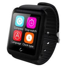 Excelvan U11 Smart Uhr GSM Telefon Uhren Smartphone Kollege Schrittzähler Smartwatch Schlaf-tracker Reloj Inteligente Für Android IOS