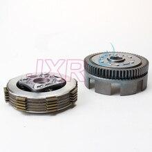 YINXIANG YX 140cc горизонтальный двигатель сцепления в сборе наборы KAYO Pit Pro GPX Dirt Pit Bike части двигателя