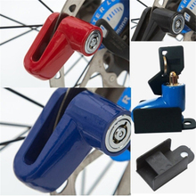 Newly 2pcs Disc Bike Lock Bicycle Rotor Motorcycle Anti-theft Scooter Disk Brake  BFE88 naierdi ds anti theft disk disc brake rotor lock super b safety locks mini portable bike fixed for scooter bicycle motorcycle