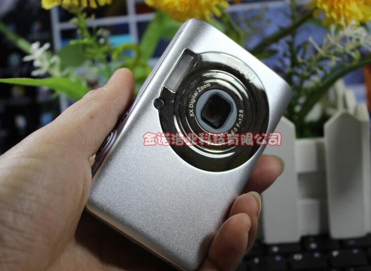 цена на Quality Compact E10 8x Zoom 15M Mega Pixels TV Out HD Video and Digital Camera.