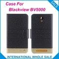 5 Colores Super! blackview bv5000 business case moda magnético cierre, 2016 de Alta calidad de Cuero Cubierta Protectora Exclusiva