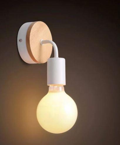 Modern LED Wall Lamp Iron Metal Wall Lamp Home Bedroom Home LightingModern LED Wall Lamp Iron Metal Wall Lamp Home Bedroom Home Lighting