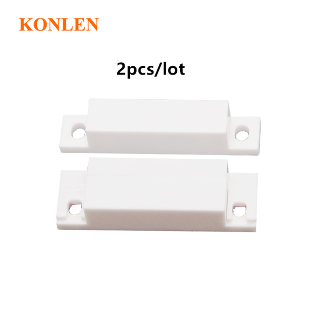 magnetic reed switch, wired door contact switches 2pcs/lot