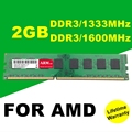 Wholesale DDR3 2GB 4GB 1333MHz 1600MHz RAMS Memory For Desktop PC Memory Highly Compatible Freeshipping