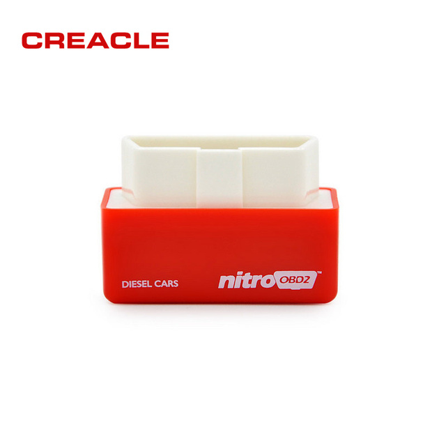 US $1 79 5% OFF|CREACLE best New Your Own Driver Car Chip Tuning  Performance Box NitroOBD2 EcoOBD2 Plug&Driver OBD2 Interface NITRO OBD2  ECOOBD2-in
