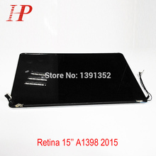 """Original New A1398 Full LCD Screen Assembly For Apple Macbook Pro Retina 15"""" LCD Display Assembly 2015 Year"""