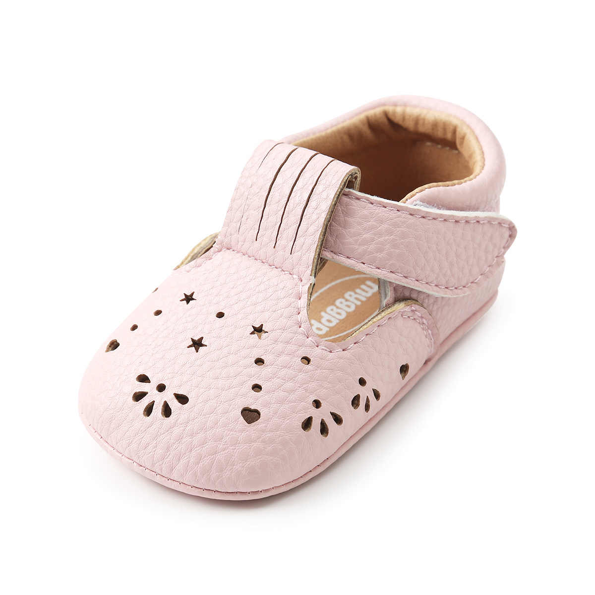 New Hollow Baby Girls First Step Shoes