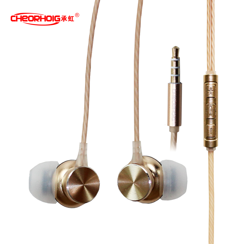New original Cheorhoig P01 In-Ear Earphones wire headset with microphone music for millet Android Huawei mobile phone headset original xiaomi mi hybrid earphone in ear 3 5mm earbuds piston pro with microphone wired control for samsung huawei p10 s8
