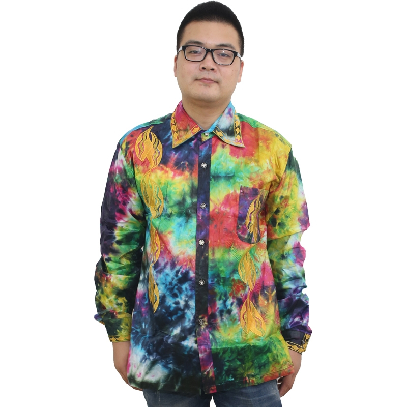 MD african clothing men traditional shirts dashiki bazin riche shirt male print tops 2019 new clothes