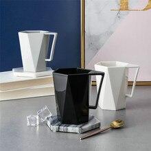 Новая чашка для воды, кофейные чашки, 1 шт., новая чашка, индивидуальная кружка для молока, сока, лимона, кофе, чая, многоразовые пластиковые чашки 0110#30