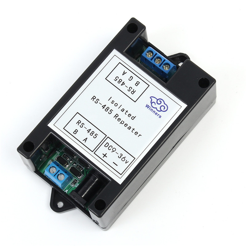 Signal Booster RS485 Signal Répéteur Amplificateur Signal Booster Amplificateur Répéteur RS485 Isolateur Distance Extender