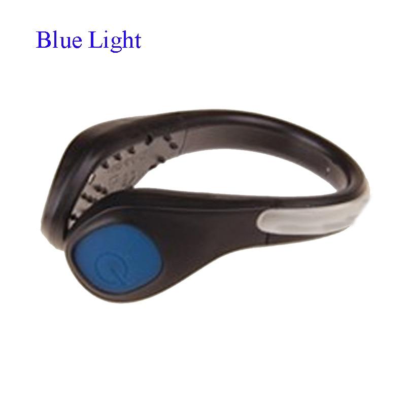 2pcs LED Luminous Shoe Clips 20