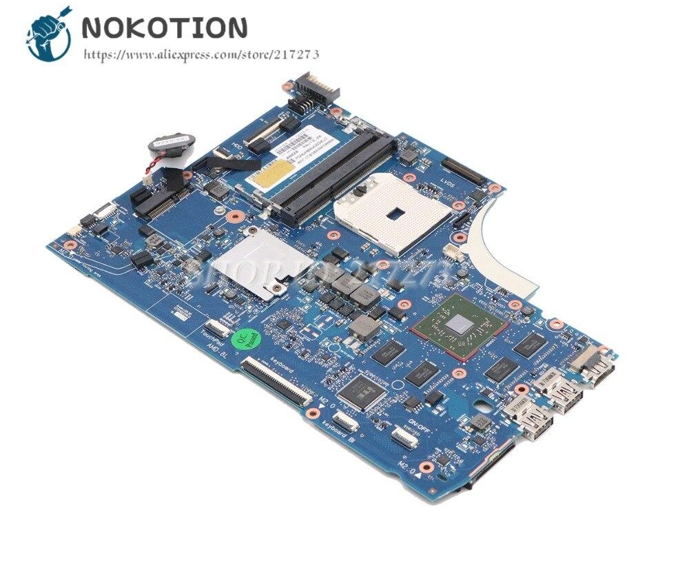 NOKOTION 720578-001 720578-501 For HP 15 15Z-J100 15-J Laptop Motherboard 6050A255555101-MB-A02 HD8550 graphicsNOKOTION 720578-001 720578-501 For HP 15 15Z-J100 15-J Laptop Motherboard 6050A255555101-MB-A02 HD8550 graphics
