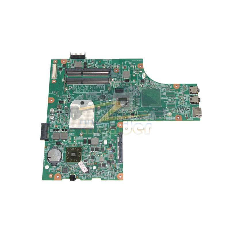 NOKOTION For Dell inspiron 15R M5010 Laptop Motherboard CN-0YP9NP YP9NP 0YP9NP 48.4HH06.011 Socket s1 HD4200 DDR3 Free CPU