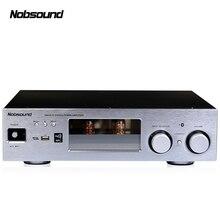 Nobsound PM5 250 Вт высокого класса HiFi 2,0 вакуумная трубка стерео усилитель NFC Bluetooth домашний аудио усилитель USB/FLAC/APE 80 Вт+ 80 Вт