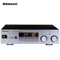 Nobsound PM5 250W High End HiFi 2.0 Vaccum Tube stereo Amplifier NFC Bluetooth Home Audio Amplifier USB/FLAC/APE 80W+80W