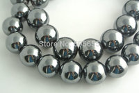 1 strang 20mm Grade A Qualität Natürliche Große Hämatit Runde Perlen