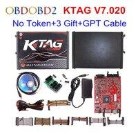 Newest KTAG V7 020 SW V2 23 Online Master Version K Tag K TAG 7 020