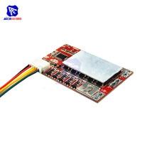 4S 5S 50A BMS Board 3,2 V/3,7 V Eisen Phosphat LiFePO4 Batterie BMS Board 3.2/3,7 V 18650 Lithium-Batterie Schutz Bord w/Balance