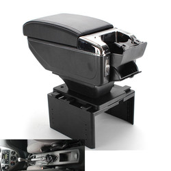 Dla Ford Focus mk1 podłokietnik uniwersalny główny schowek w podłokietniku w samochodzie akcesoria do modyfikacji pudełka w Podłokietniki od Samochody i motocykle na
