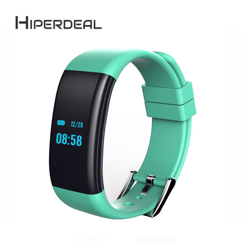 HIPERDEAL Smart Bluetooth Bracelet OLED DF30 GSM Smartwatch For Android High Quality Multi languages Sep29