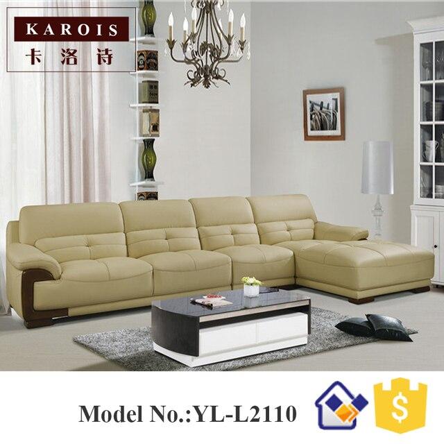 Günstige Europäischen Stil Zu Hause Sofas Wohnzimmer Möbel Sofa, Ecksofa